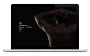 AK Fitness Website Design
